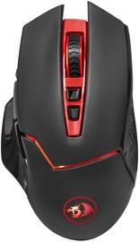 Spēļu pele Redragon Mirage, melna/sarkana