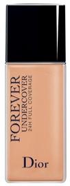 Tonizējošais krēms Christian Dior Diorskin Forever Undercover Miel, 40 ml