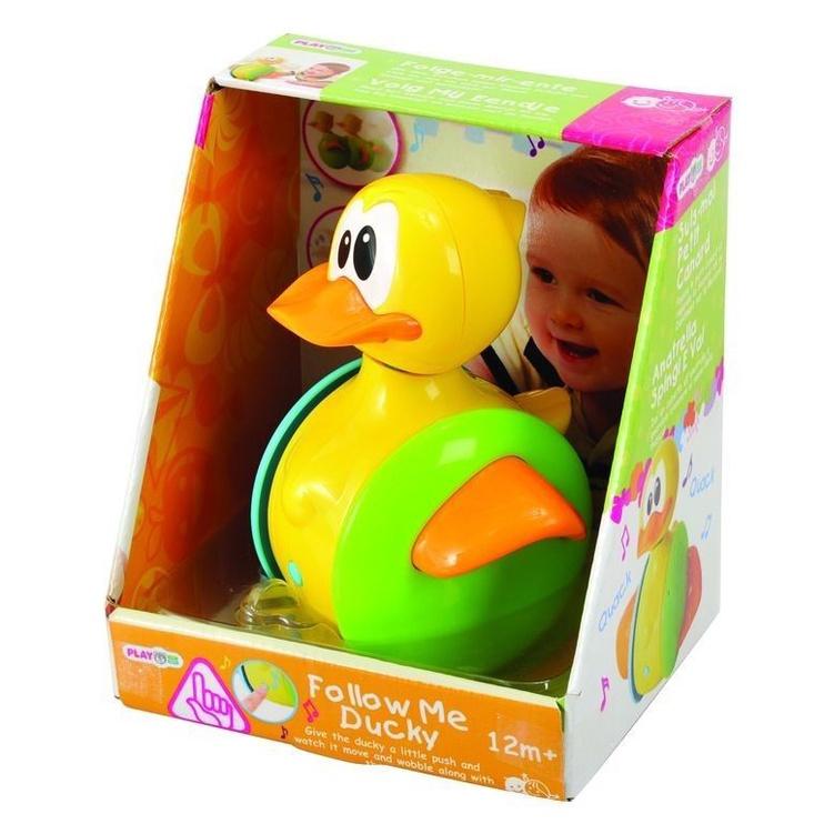 Interaktīva rotaļlieta Playgo Follow Me Duck 2345