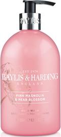 Baylis & Harding Signature Hand Wash 500ml Pink Magnolia/Pear Blossom
