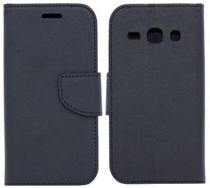 Telone Fancy Diary Bookstand Case For Alcatel Idol 5 Black