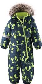 Lassie Zaiga Winter Overall Lime Green 710735-8352 98