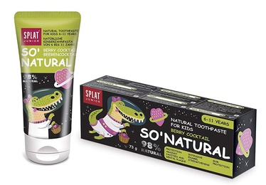 Splat Junior Berry Cocktail Natural Toothpaste 55ml