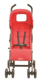 Britton Aura Stroller Red