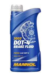 Mannol Brake Fluid DOT-4 3002 1L