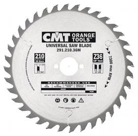 CMT Sawblade 210X36X2.8 F30 ATB