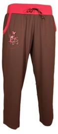 Šorti Bars Womens Trousers Brown/Pink 95 XL