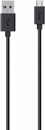 Belkin Mixit USB 2.0 Micro-USB Cable 3m Black