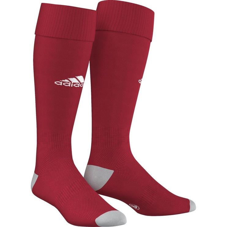 Zeķes Adidas, balta/sarkana, 46