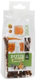 Witte Molen Puur Pauze Chew Stick Carrot 50g