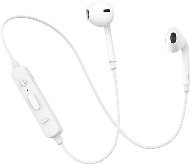 Наушники Usams LN Bluetooth Sport White, беспроводные