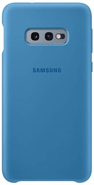 Samsung Silicone Back Case For Samsung Galaxy S10e Blue