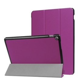 TakeMe Eco-leather Book Case With Stand For Tablet PC Lenovo Tab 7 Essential Violet