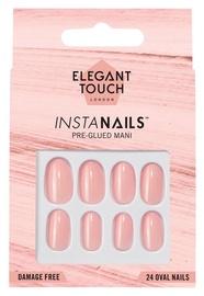 Pielīmējamie nagi Elegant Touch Instanails Blush Crush
