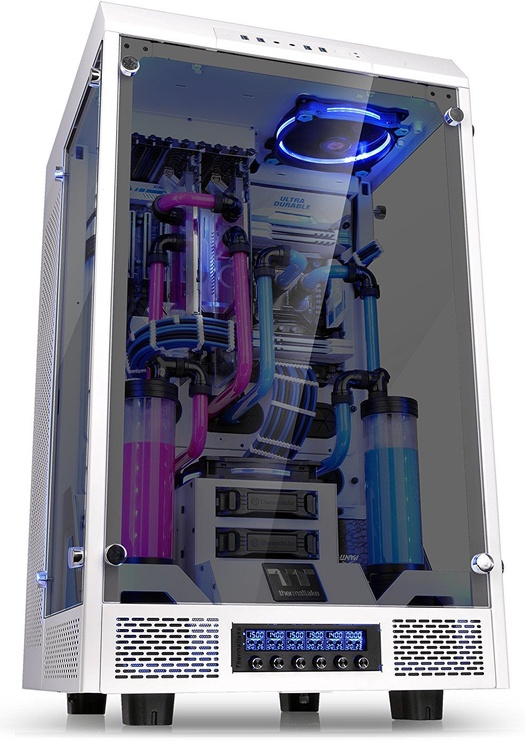 Thermaltake The Tower 900 Snow Edition E-ATX Vertical Super Tower Chassis