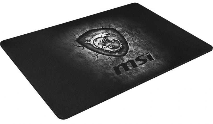 MSI Agility GD20 Gaming Mousepad Black
