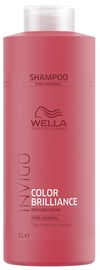 Šampūns Wella Invigo Color Brilliance Vibrant Color For Fine And Normal Hair, 1000 ml