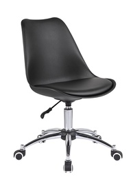 SN Office Chair AH-3001R Black