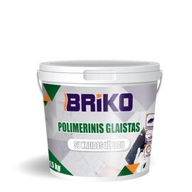 Шпаклевка Briko Putty With Chalk Filling White 1.5kg