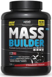 VPLab Mass Builder Strawberry Yoghurt 2.3kg