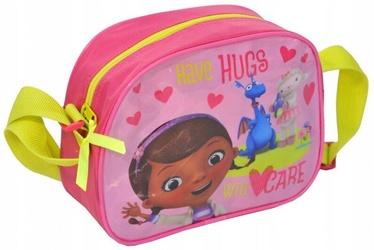 Спортивная сумка Paso, зеленый/розовый