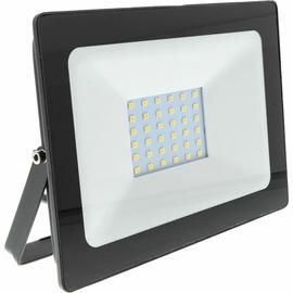 Prožektors Retlux RSL 244 LED, 30 W, 2400 lm, 400 °K, IP65, melna