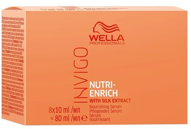 Wella Invigo Nutri Enrich Nourishing Serum 8 X 10ml