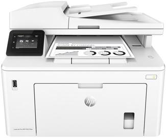Многофункциональный принтер HP MFP M227fdw, лазерный