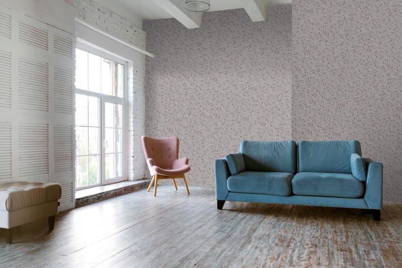 Domoletti 957 Liquid Wallpaper Brown/White