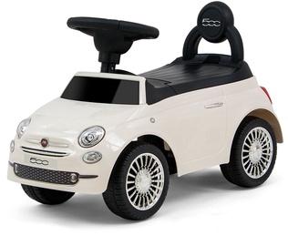Bērnu rotaļu mašīnīte Milly Mally Fiat 500, balta