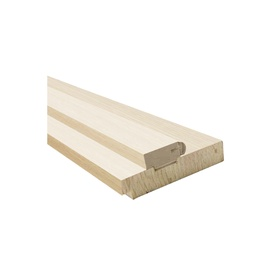 SN Cortex Door Frame Set 205x8x3.4cm White Oak 2.5pcs