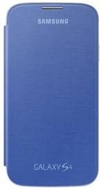 Samsung Galaxy S4 Flip Cover Blue Bulk