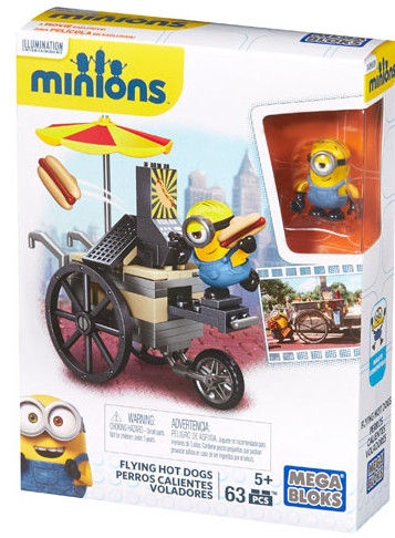 Конструктор Mega Bloks Minions Movie Small Playset CNF50