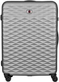 Wenger Lumen Hardside Luggage 96l Grey