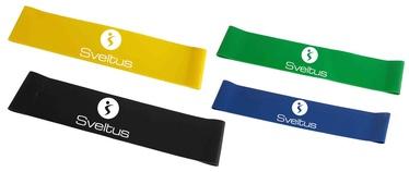 Sveltus Aerobic Latex Strips 4pcs 0556