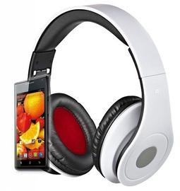 Наушники Rebeltec Audiofeel 2, белый