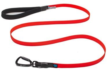 Dogcessories Composite Natural Leash 2m Red