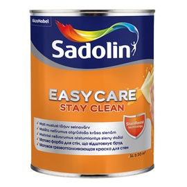 Sadolin Easycare Emulsion Paint 1l White Matte