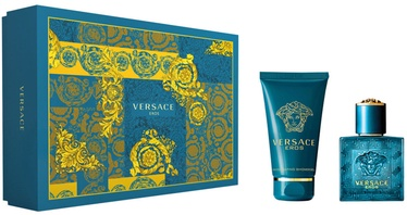 Komplekts vīriešiem Versace Eros 30 ml EDT + 50 Shower Gel New Design