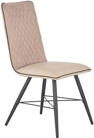 Ēdamistabas krēsls Halmar K - 289 Beige