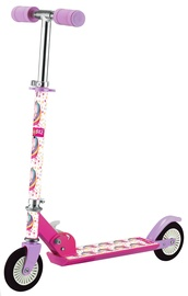 Детский самокат Bimbo Bike 100-160cm Pink/White