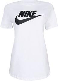 T-krekls Nike Womens Sportswear Essential T-Shirt BV6169 100 White M