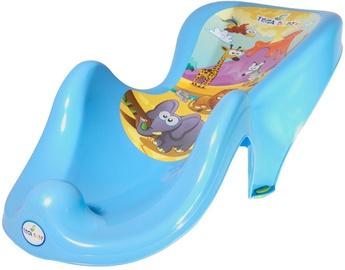 Детское сиденье для ванны Tega Baby Safari SF-003, синий