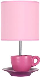 Candellux Cynka 41-34809 1x60W E27 Table Lamp Pink