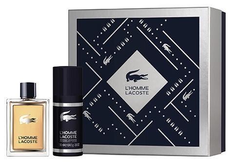 Lacoste L'Homme Lacoste 50ml EDT + 75ml Deodorant