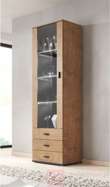 Cama Meble Soho S1 Display Unit Oak/Black