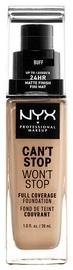 Tonizējošais krēms NYX Can't Stop Won't Stop CSWSF10 Buff, 30 ml