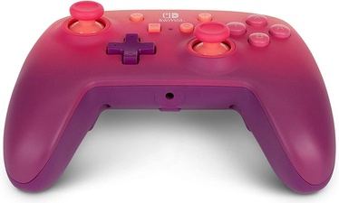 PowerA Fuchsia Fantasy Wired Controller Violet/Pink