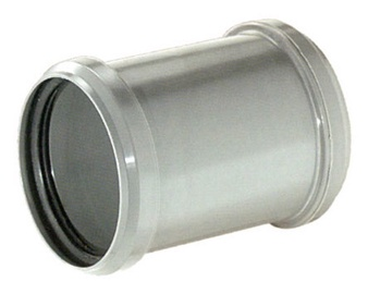 Magnaplast Internal Connector Pipe Grey 40mm