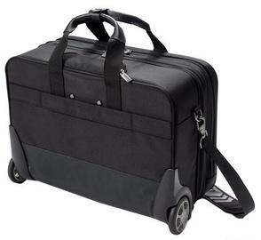 Сумка для ноутбука на колесах Dicota, черный, 15.6″